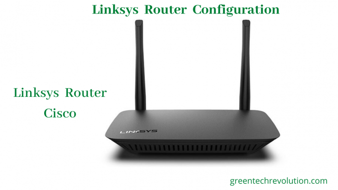 Linksys Router configuration